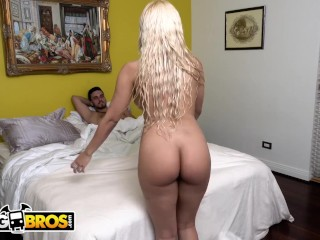 BANGBROS – Cheating GF Luna Star Takes Big Black Cock While BF Is Home